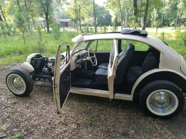 Used Ratrod Classic 1966 Volkswagen Bug By Owner