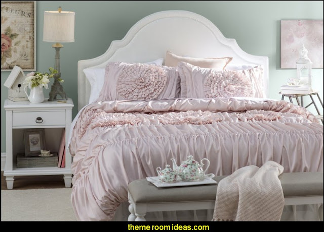 Pink Blush Comforter Set  Blush pink decorating - blush pink decor - blush and gold decor - blush pink and gold bedroom decor -  blush pink gold baby girl nursery furniture - blush art prints - rose gold bedroom decor -  blush black bedroom decor - blush mint green decor - Blush Black Gold Glitter home decor - Blush Pink furniture - marble murals