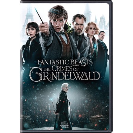 Movie: Fantastic Beast: The Crimes of Grindelwald - 2018