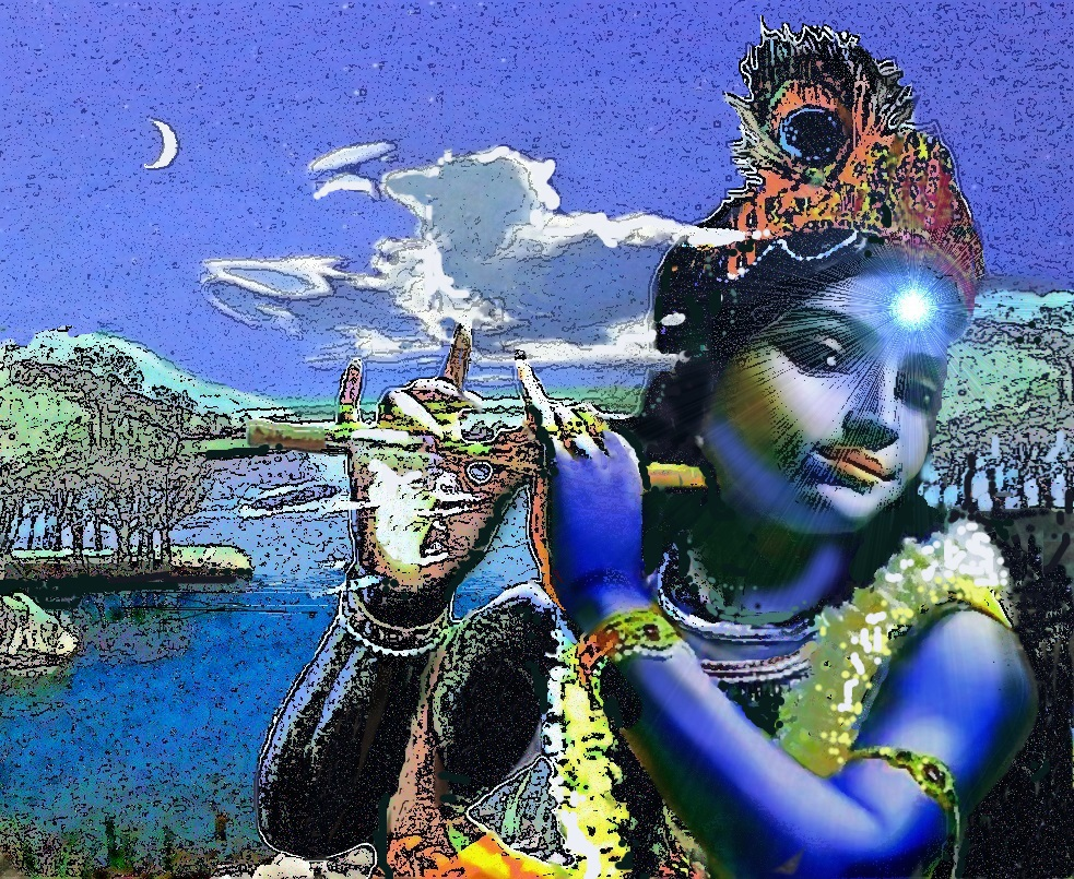 Krishnas Lovers The Secrets Of Symbolism And Myth