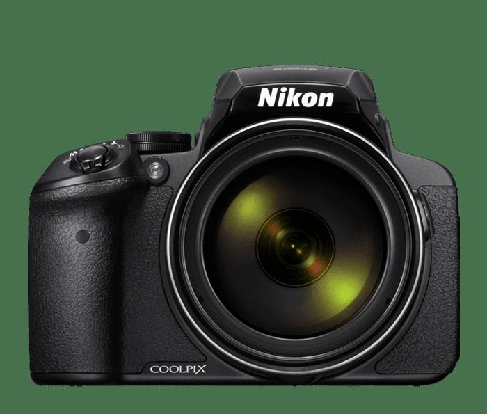Nikon P900 с 83x зум-объективом