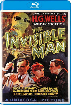 The Invisible Man 1933 BD25 Spanish