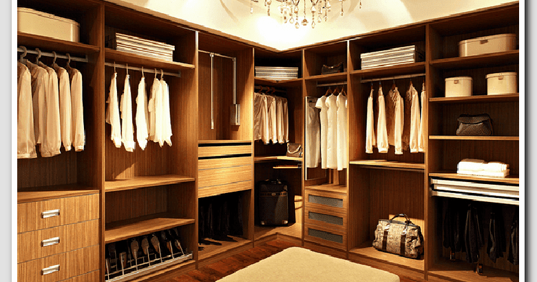 Walk in closet dise os modernos ideas para decorar y for Curso de carpinteria en melamina pdf