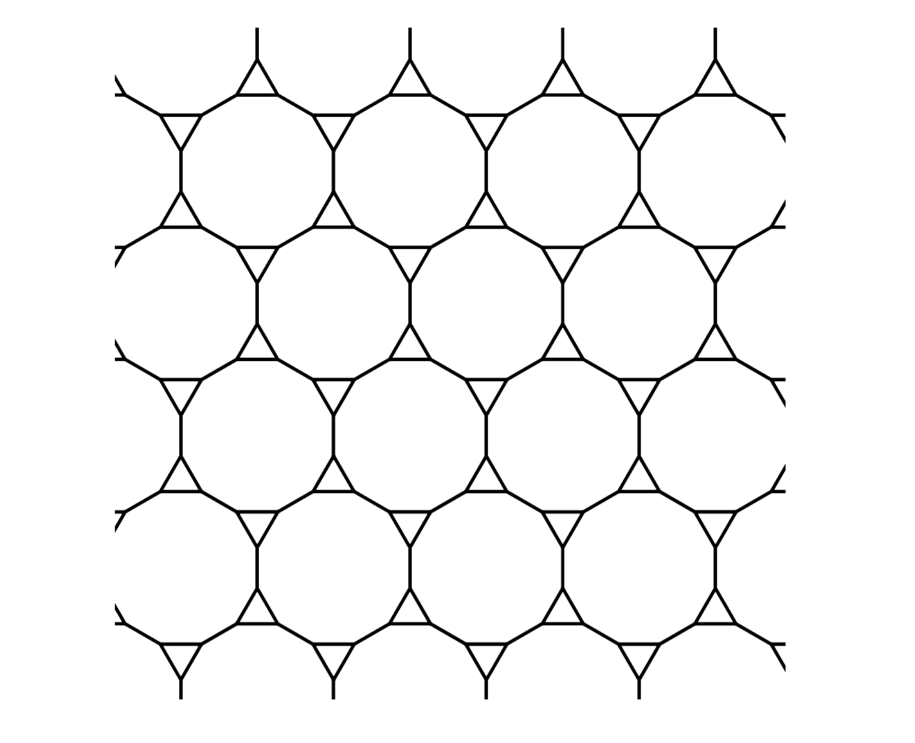 Median Don Steward Mathematics Teaching Semi Regular Tessellations
