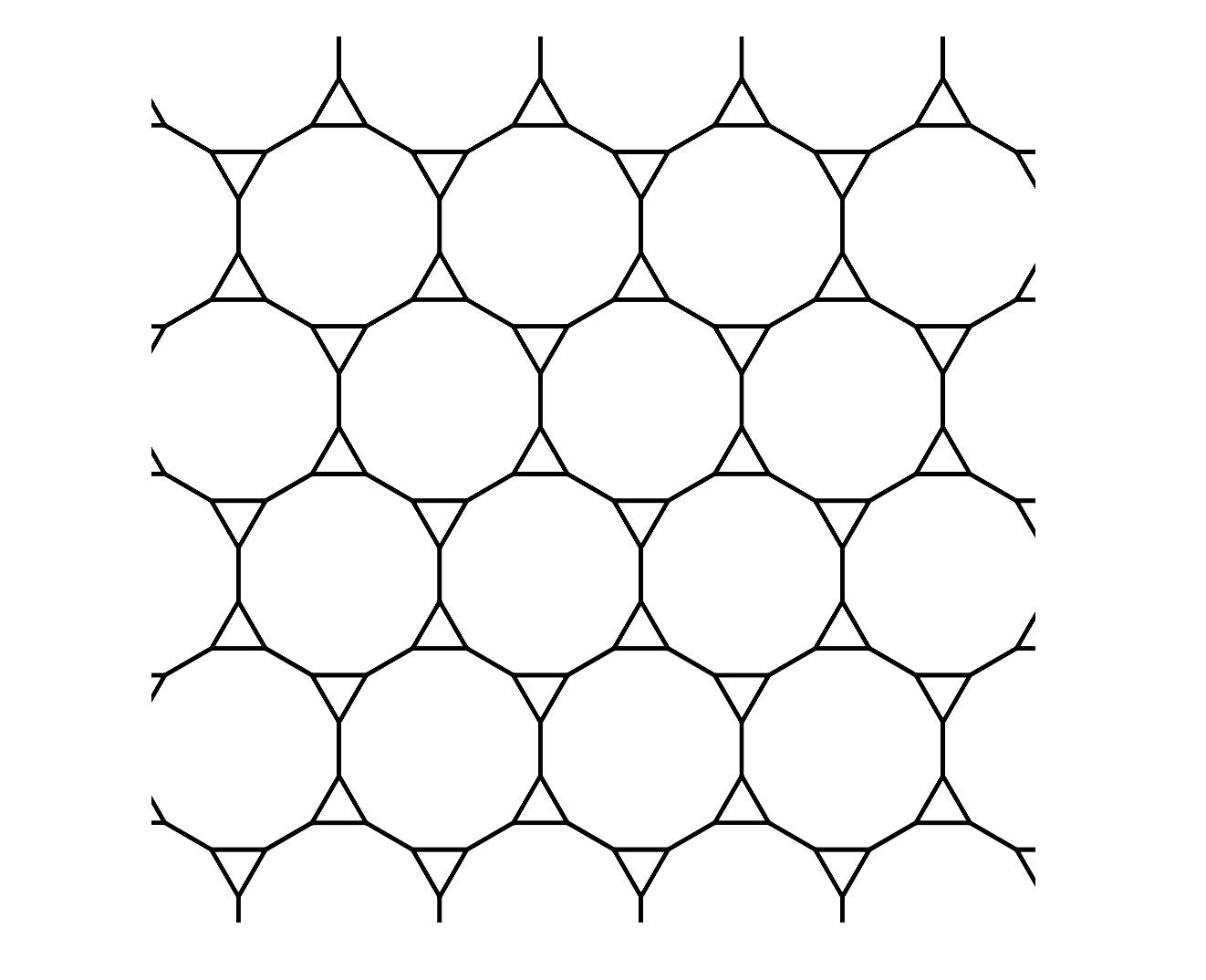 median don steward mathematics teaching  semi regular tessellations
