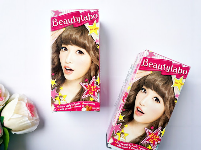 review Beautylabo Hair Color Pure Beige