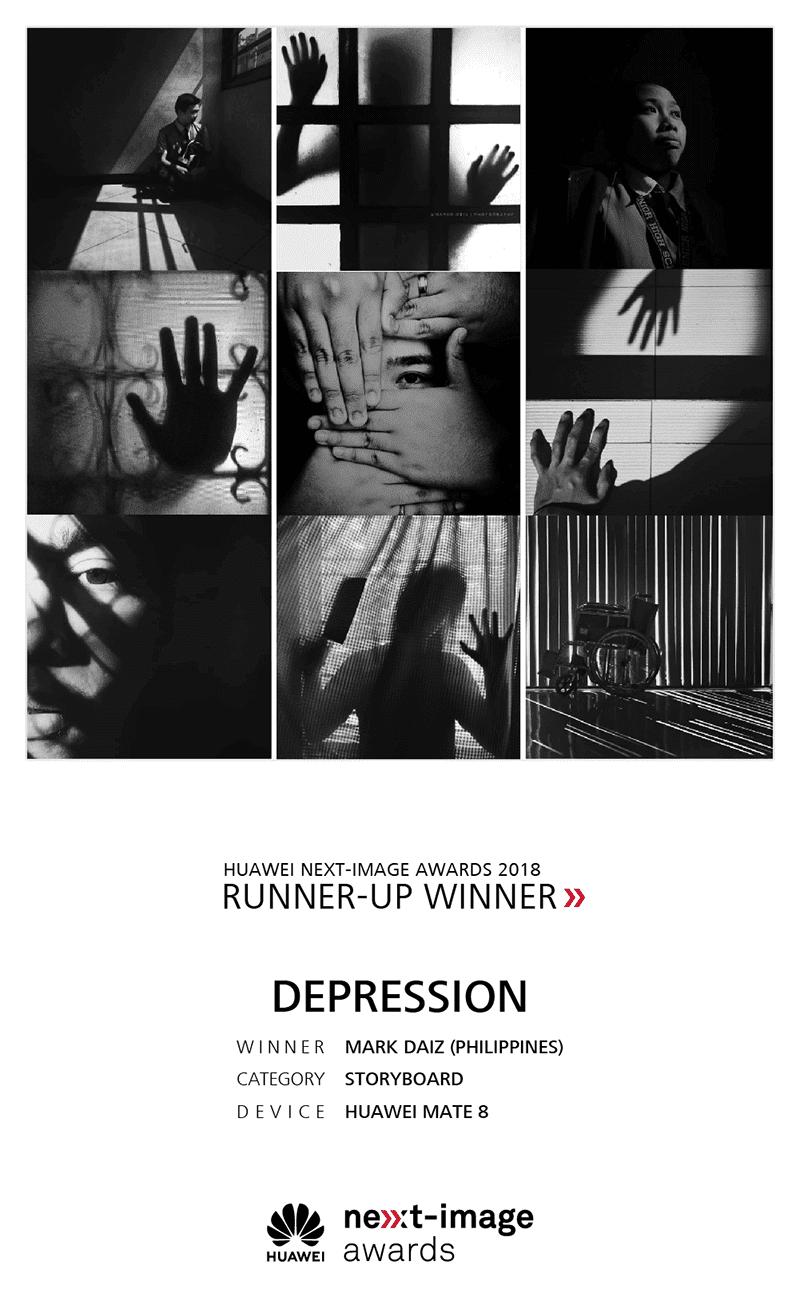 Depression by Mark Daiz