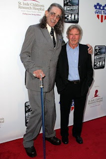 Chewbacca actor Peter Mayhew tallest actors