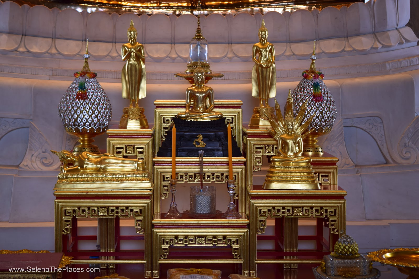 Golden Buddha of Wat Traimit Bangkok Thailand