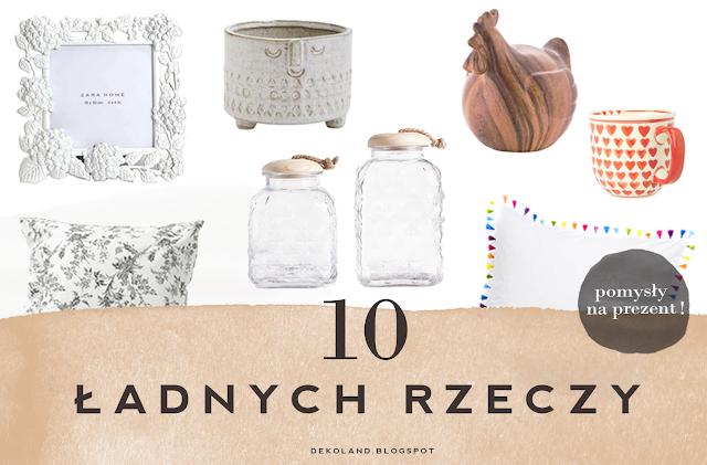 10 ładnych rzeczy - wiosenna lista