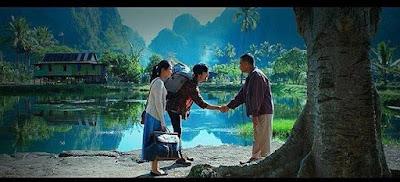 Perfilman Indonesia diwarnai dengan unsur cerita lokal