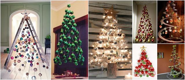 arboles-navideños-colgantes