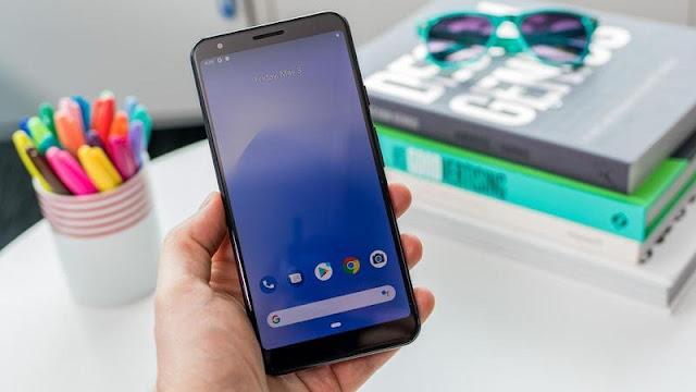 2. هاتف Google Pixel 3a XL
