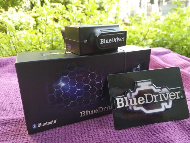 BlueDriver Bluetooth OBD2 Scanner Car Diagnostic Code Reader