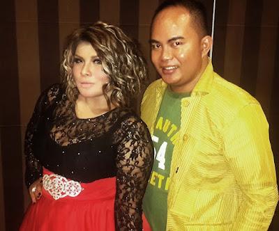 Artis Penyanyi Wanita Nania Idol Acara Sertijab