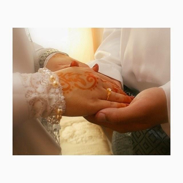so sweet pernikahan muslim dan muslimah shalehah