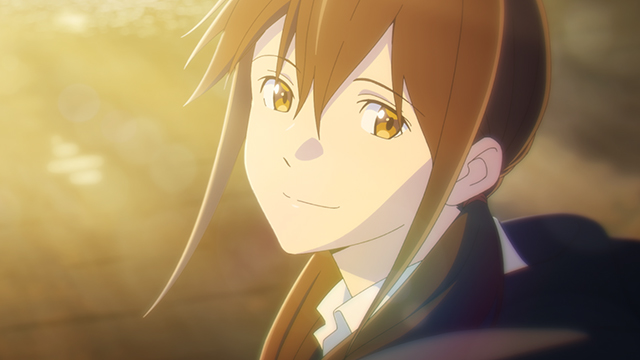 """I want to eat your pancreas"" - Sakura (VA: Lynn/Erika Harlacher): ""Me's"" classmate. She has not shared with anyone outside of her family that she has limited time left due to a pancreatic disease. Cheerful, openhearted, and very outgoing."