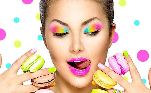 Cómo hacer un maquillaje arcoiris para ojos con 5 inspiradoras ideas: