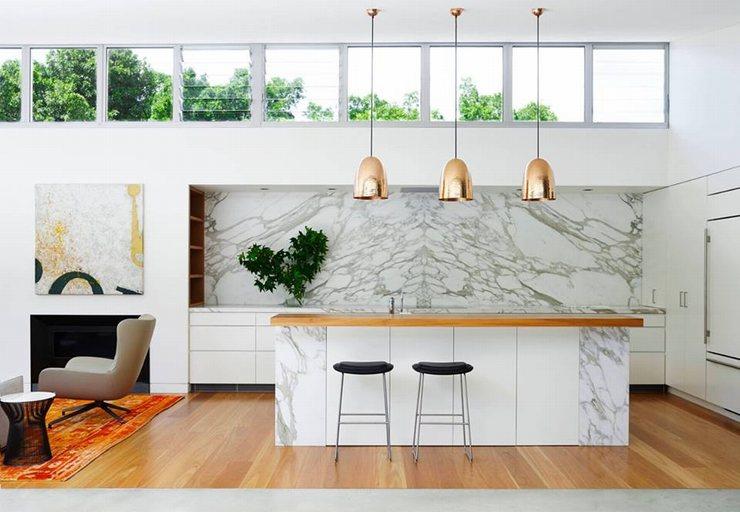 thiết kế thi công nội thất nhà bếp độc đáo 8