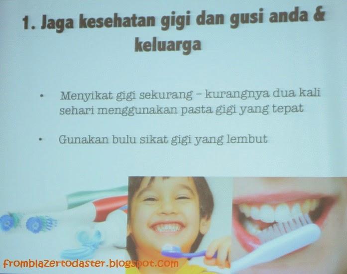 Rutin menyikat gigi sekurang-kurangnya dua kali sehari e5928b00e3