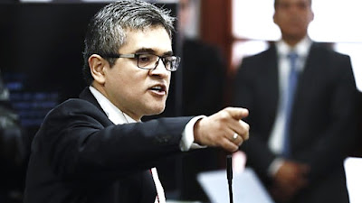 "Fiscal Pérez: ""Declaración de Yoshiyama muestra andamiaje legislativo para favorecer a Keiko"""