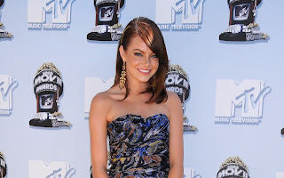 Emma Stone at Mtv movie awards