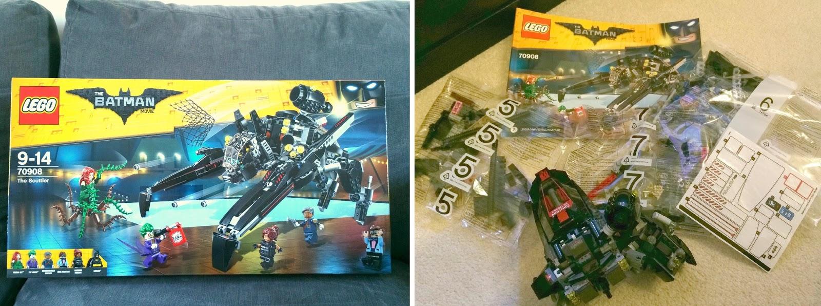 LEGO Batman Movie, Batman gifts, LEGO review
