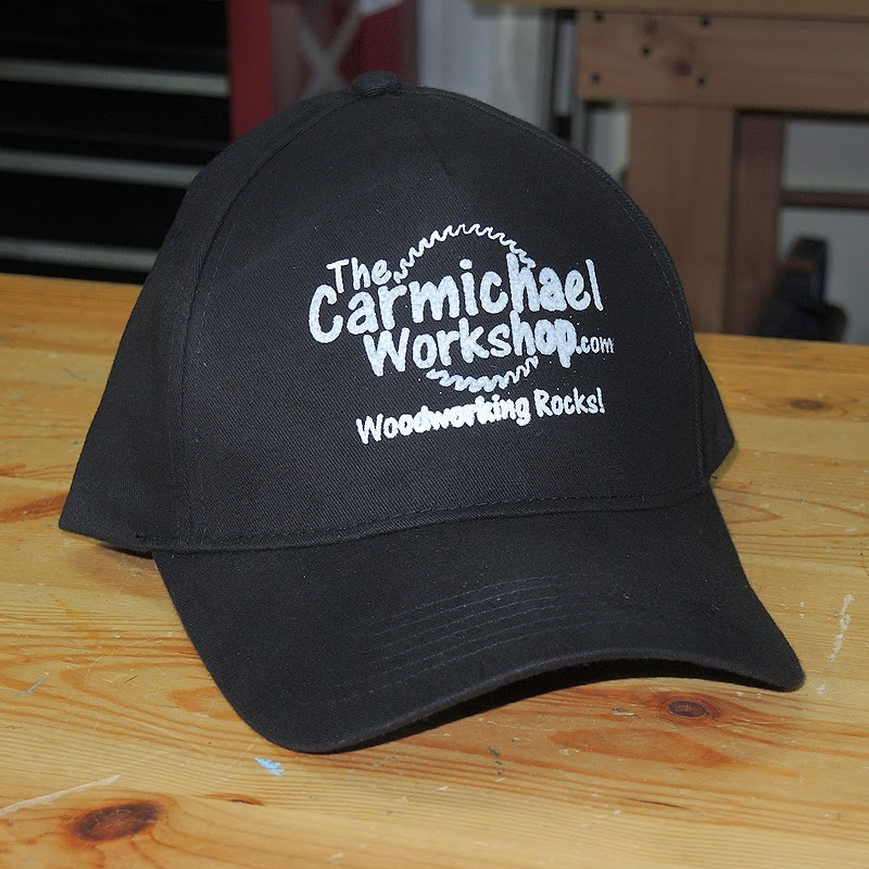 The Carmichael Workshop  Screen Printing Hats and Caps 4faba9386c5