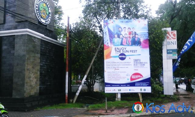 Jasa Pasang Baliho Malang