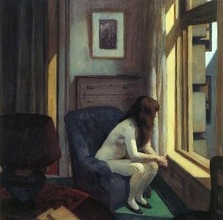 Attesa, di Edward Hopper