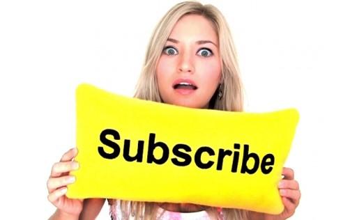 Cara Menambah Ribuan Subscriber Youtube Dalam 1 bulan