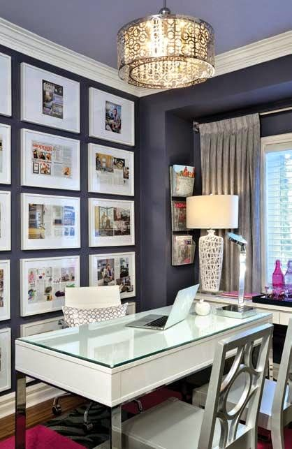 Eye For Design: Office Designs For The Work From Home Woman