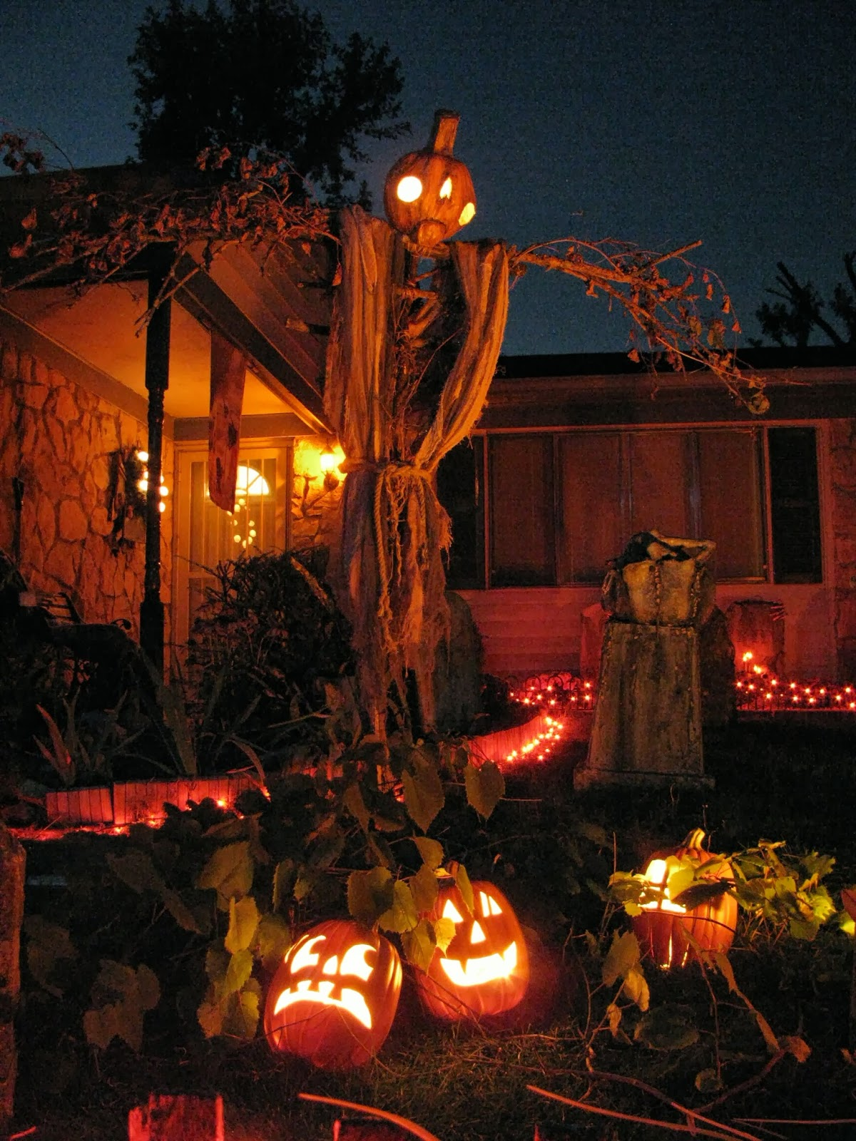 The Shadow Farm: Home Depot Halloween Style Challenge on ...