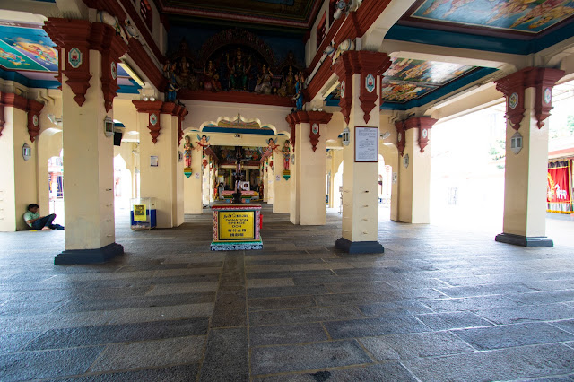 Sri Mariamman temple-Singapore