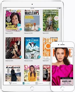 Benarkah Apple mematikan aplikasi majalah Windows Texture setelah akuisisi ?