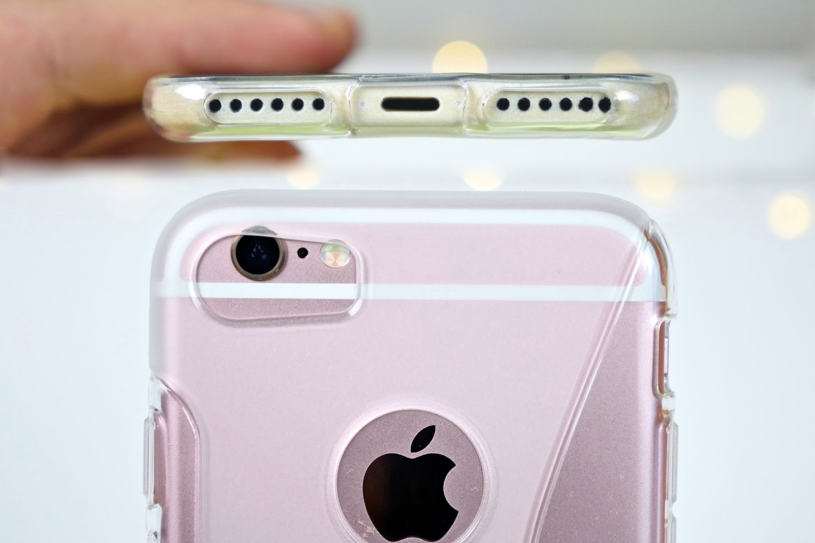 huge discount 70600 c9875 iPhone 7 cases fit the iPhone 6s inside, showing no major change in ...