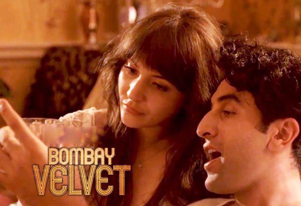 Bombay Velvet - 2015 (Bollywood Period Crime Drama Film)