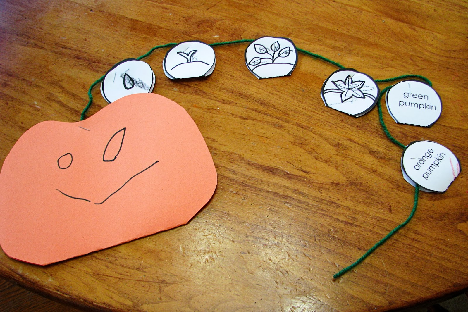 Mommy S Little Helper Letter P Pumpkins Part 1