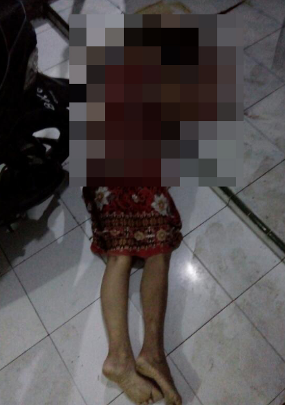 Sekeluarga Dibunuh secara sadis di Medan Deli, Sumatera Utara