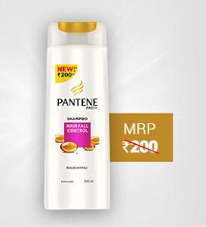pantene shampoo offer