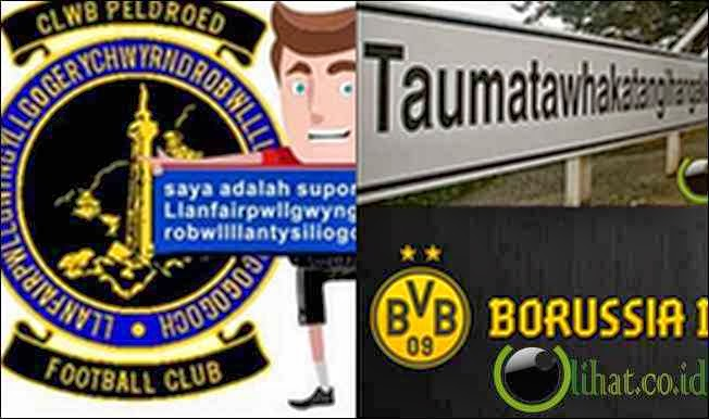 10 Klub Sepakbola Teraneh Sepanjang Masa