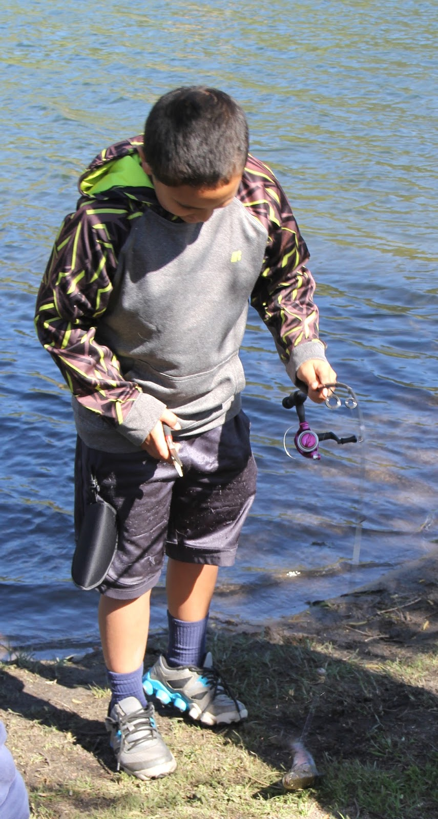Restless native fishing derby returns to palmer lake for Day fishing license ca
