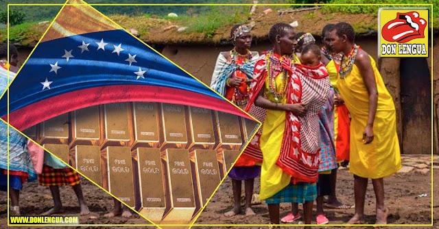 Avión Ruso llegó a Uganda cargado con Oro de Venezuela