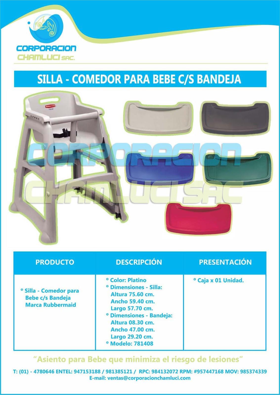 Productos De Linea Institucional Y Hotelera Silla Comedor