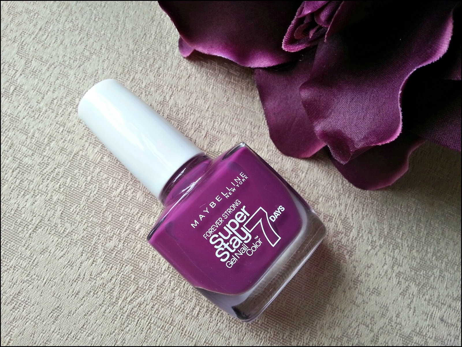 Maybelline Super Stay Berry Stain