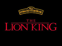 Disney's Animated Storybook - The Lion King