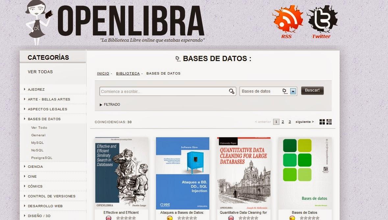 Open Libra Biblioteca Libre Online