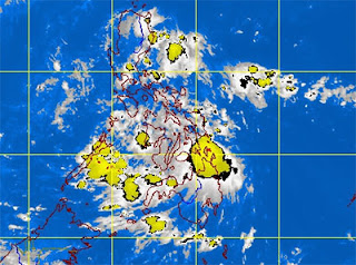 Bagyong Wilma Update - Tropical Depression Wilma November 2013