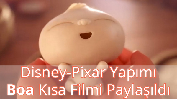 Disney-Pixar Boa Kısa Film İzle