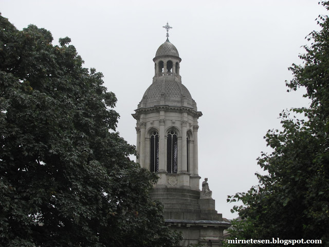 Дублин - Тринити-Колледж